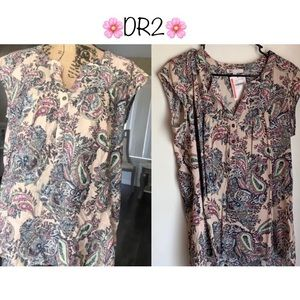 DR2 MEDIUM Loose fit shirt!